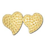 De Toebehoren van de Schoenen van het Metaal van de Vorm van het hart, de Ornamenten van het Kledingstuk, Klem Footware