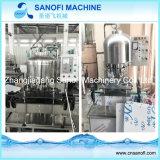Pequeña lavadora plástica del líquido del agua de botella