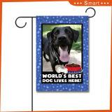 Дешевый друг собаки шаржа вензеля цены летая прочный напольный флаг сада