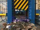 De hoge Scheerbeurt van de Samendrukking van de Buizen van het Staal van de Plicht voor Recycling