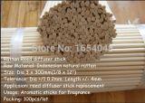 Bastone originale naturale del diffusore della canna di fragranza del profumo dell'Indonesia