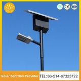 中国の市場の7m8m9mポーランド人の太陽街灯屋外の太陽ランプ