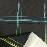 Polyester 100% 2/2 tissu extérieur estampé par pongé de sergé