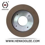 Capa de trabajo con el tipo rueda que ajusta mojada del saetín del diamante del enlace de la resina para las baldosas cerámicas
