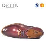 Meilleur prix usine OEM Mens Chaussures en cuir
