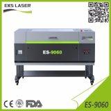 Madeira plástico acrílico máquina de corte e gravação a laser de CO2 com preço baixo