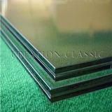 벽면 창 유리를 위한 Tempered 또는 색깔 박판으로 만들어진 유리