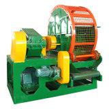 إطار العجلة جراشة معمل لأنّ يعيد ويمزّق يستعمل إطار العجلة