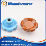 中国の工場からの音量調節のノブ