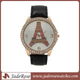 사업 가죽끈 선물 여자 시계는, 시계를 주문 설계한다