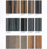 室内装飾のためのタバコ焼き付ける証拠高圧Laminate/HPLの木製の穀物の積層物シート