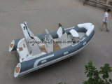 Liya Yacht-Tender-schmuddeliges Luxuxrippen-Boot
