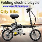 O projeto novo que dobram a bicicleta elétrica e a bicicleta elétrica com removem a bateria