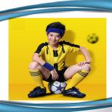 Modèle neuf du Jersey du football/football thaï réel du Jersey du football du Jersey du football de qualité pour des gosses et des hommes