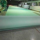 La formation de tissu de polyester pour les cannelures du processus de fabrication de papier