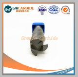 HRC45 Carbide Extremidade Plana Mill para corte