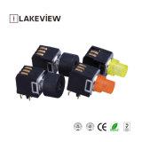 LED-rechtwinkliger Takt-Schalter für Rangierlok-Maschinen-Seitenkonsole