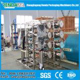 Equipo /descriptiva de los sistemas de tratamiento de agua/ equipo de tratamiento de agua de ósmosis inversa.