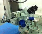 Divisão do feixe com montagem CS do adaptador de vídeo para microscópio Operacional