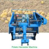 La Chine la vente de marcher le tracteur Mini récolteuse de pommes de terre unique