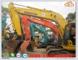 Utilisé Komatsu220-7 excavatrice chenillée pour la vente de PC