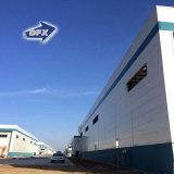 Oficina clara pré-fabricada da construção de aço da manufatura de China