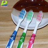 Zahnbürste Eco freundliche erwachsene weiche Plastikzahnbürste