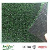 Deep Green Tennis Turf de fios Fibrillated