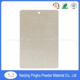 Revestimento de prata atrativo e durável do pó da cor para o refrigerador