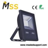 Nuevo diseño con protección IP65 100W proyector LED para iluminación de deportes