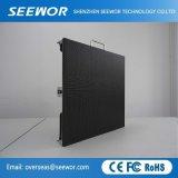 Haute résolution couleur fixe intérieur P2.5mm mur vidéo LED avec module 160*160 mm