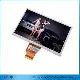 """Módulo de los contactos TFT LCD de la resolución 800*480 50 de Innolux AT070TN92 7 """""""