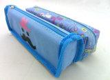 Голубой водонепроницаемый детей школьного карандашом мешок