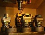 Uma máquina CNC Erowa um mandril pneumático