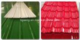 Тисненые кровельных листов гофрированного картона PPGI материал крыши с считает