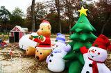 Weihnachtsdekoration 2017/aufblasbares bekanntmachendes/Miniweihnachtsbaum Weihnachten