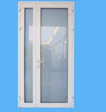 Haut de la qualité de porte en plastique PVC de gros pour salle de bains