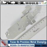 Peça de carimbo de alumínio personalizada OEM do metal