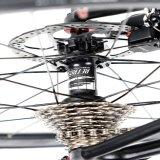 700c Shimano 22speed 유압 디스크 브레이크 알루미늄 도로 경주 자전거