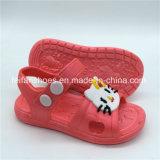 Хорошее качество детей тапочки для использования вне помещений сандалии обувь (FCL1116-7)