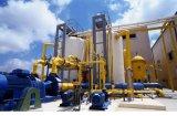 Usine de traitement de dessalement de l'eau de mer à boire