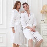 Jr057 fournit de l'hôtel Hôtel de taille XXL Gaufre peignoir en coton