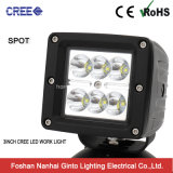 Étanche 24W 3pouce cube CREE LED lampe de travail pour le camion tracteur1022-24W) (GT