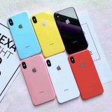 Novo Telemóvel caso de vidro para iPhone Xs/Xr/Xs Max