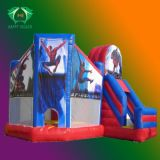 Inflatable Bouncer Diapositive
