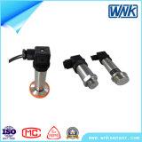 Transmissor de pressão de fixação Smart 4-20mA para aplicação sanitária