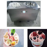 La máquina caliente del helado de la cacerola del asunto de la venta