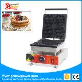 Round Cone Waffle Maker Custom waffle máquina de ferro