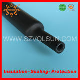 Collante di riparazione del cavo all'interno di tubazione termorestringibile