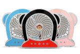2000mAh Fashion Cartoon Monkey Shape Rechargeable Portable USB Mini Fan Sports Fan
